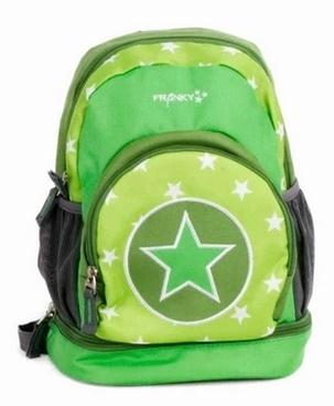 Kinderrucksack grün