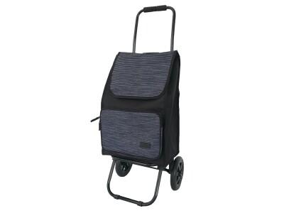 Einkaufsroller ER01 Muster blue stripe
