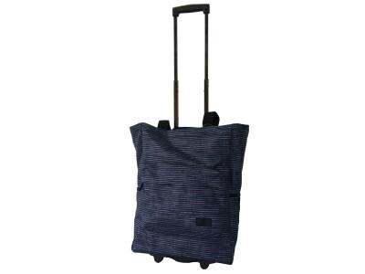 Einkaufsroller ER04 Muster blue stripe