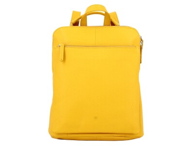 Prato Lederrucksack AL 12 gelb