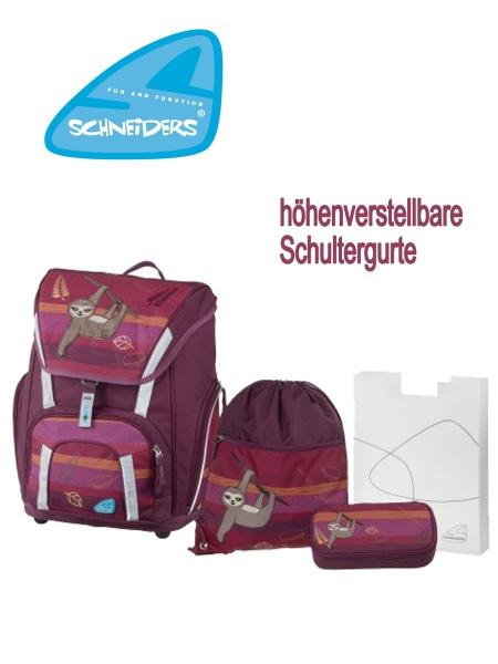 Schneiders Schule Schultaschen - Set