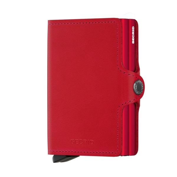 Secrid Twinwallet original red red