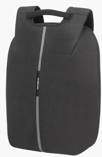 SamsoniteSecuripak Laptop Rucksack 15.6 black steel