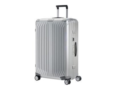 Lite-Box Alu 4R-Schalentrolley L
