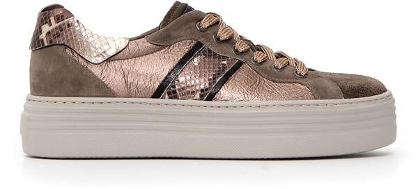 Nero GiardiniSneaker, bronce kombi