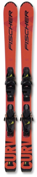 Fischer Sports RC4 The Curv Pro
