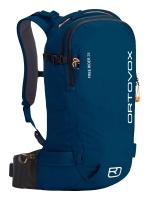 OrtovoxFree Rider 28 petrol blue