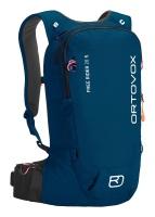 OrtovoxFree Rider 20 s petrol blue