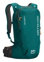 OrtovoxFree Rider 22 pacific green