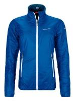 OrtovoxPiz Bial Jacket W sky blue