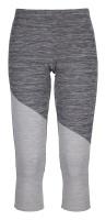 OrtovoxFleece Light Short Pants W grey