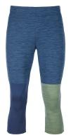 OrtovoxFleece Light Short Pants M night blue
