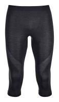 OrtovoxComp 120 Light Short Pants M black raven
