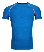 OrtovoxComp 230 Short Sleeve M just blue