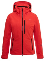 KjusEvolve Jacket W fiery red