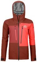 OrtovoxDeep Shell Jacket W clay orange