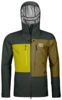 OrtovoxDeep Shell Jacket M green pine