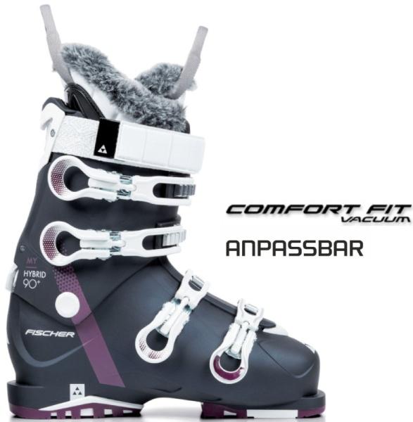 Fischer SportsMyHybrid 90 VACUUM COMFORT FIT