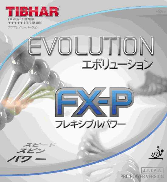 Tibhar Evolution FX-P