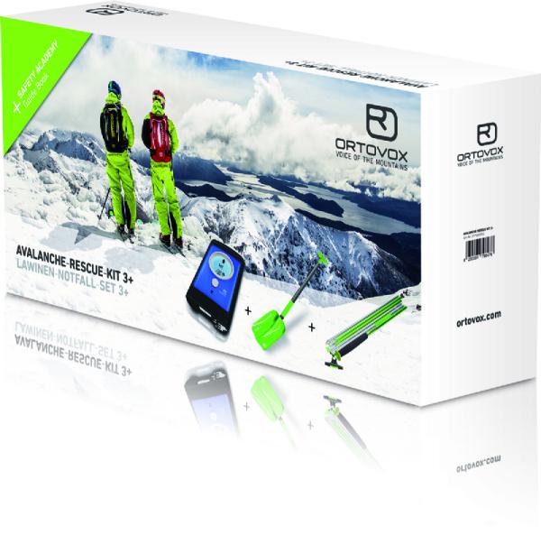 OrtovoxAvalance Rescue Kit 3+