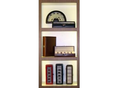 Uhrenkassetten