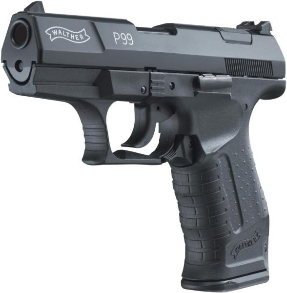 Walther P99 9mm P.A.K.
