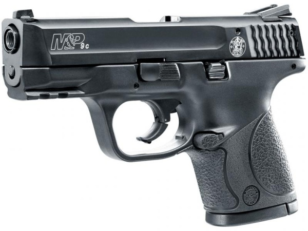 Smith & Wesson M&P 9c schwarz