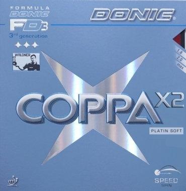 DonicCoppa X2 Platin Soft