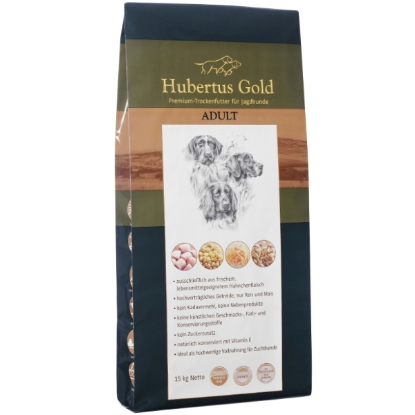 "Hubertus Gold ""Adult"""