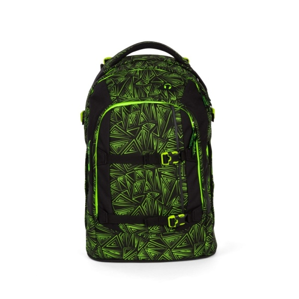 Satch by Ergobag Satch pack Green Bermuda
