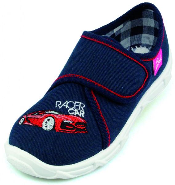 Beck674 Racer car dunkelblau