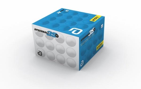 AndroSpeedball 3S 40+ *** 72 St.