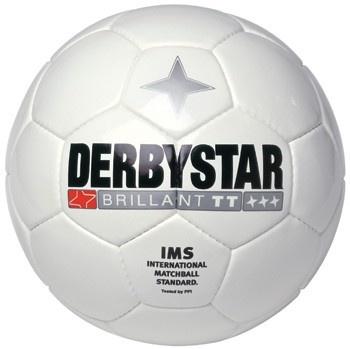 Derby StarFußball Brillant TT weiß