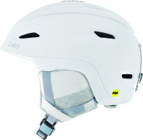 GiroStrata Mips matte white
