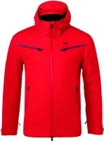 Kjus Men Formula Jacket scarlet
