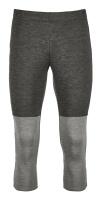 OrtovoxFleece Light Short Pants grey