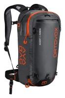 OrtovoxAscent 22 Avabag Kit black ant