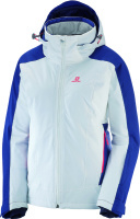 Salomon Brilliant Jkt white/medieval