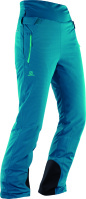 Salomon Catch Me Pant deep lagoon