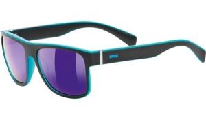 UvexLGL 21 black mat blue