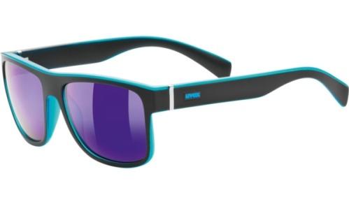 Uvex LGL 21 black mat blue