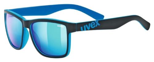 Uvex LGL 39 black mat blue
