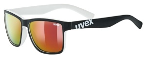 UvexLGL 39 black mat white