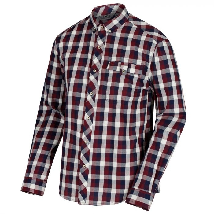 Regatta Lothar Cotton Shirt