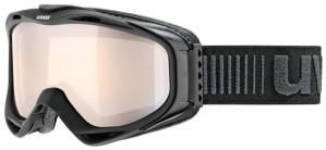 UvexG.GL 300 VLM OTG black mat