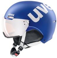UvexHlmt 500 Visor cobalt/white