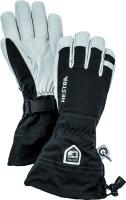 HestraArmy Leather Heli Ski 5 finger