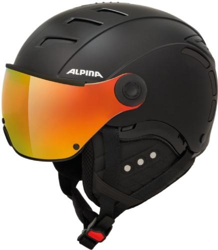 ALPINA JUMP 2.0 QVMM black matt