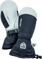 HestraArmy Leather Heli Ski mitten