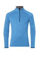 Kjus Men Second Skin Halfzip aquam.